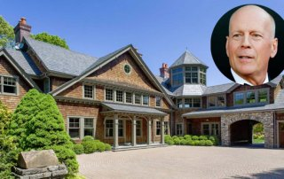 Bruce Willis hus New York