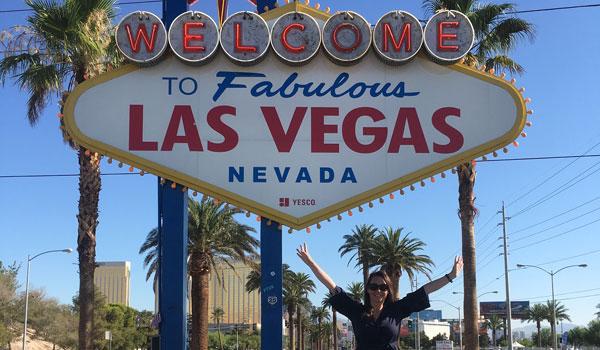 Britta Smits, Oplev USA - rejseforedrag Las Vegas
