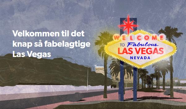 Velkommen til Las Vegas - DR Webfeature