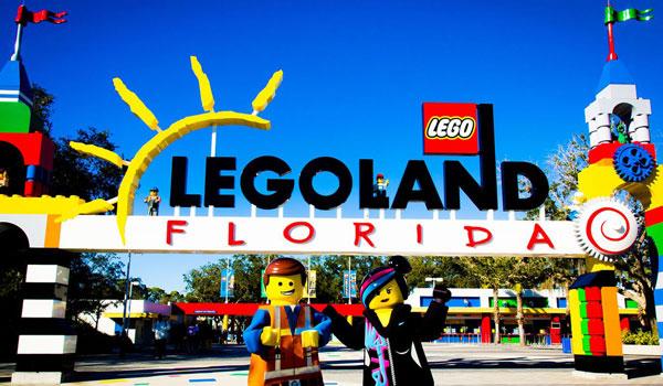 nyt temaområde i Legoland Florida