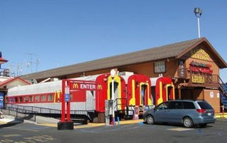 Barstow Station McDonalds Route 66