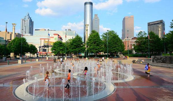 Olympiske park Atlanta