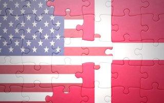 Danmark USA samarbejde