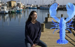 Nima Sophia Tisdall - Blue Lobster App