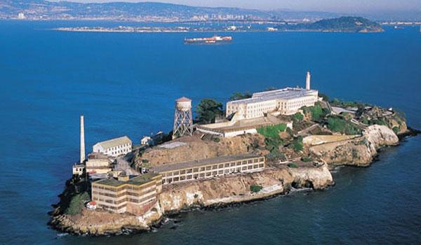 Alcatraz Fængsel San Francisco