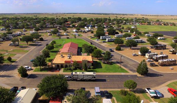 Big Texan RV Ranch Amarillo