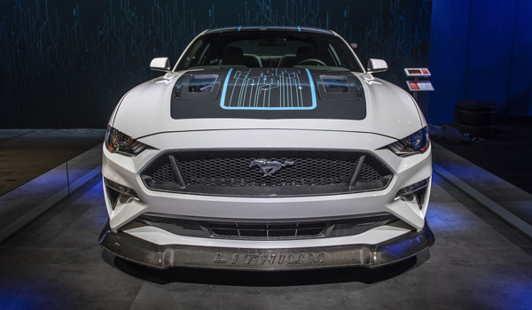 Ford Mustang Lithium Elbil