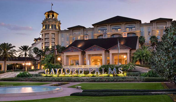 Gaylord Palms Hotel Kissimmee