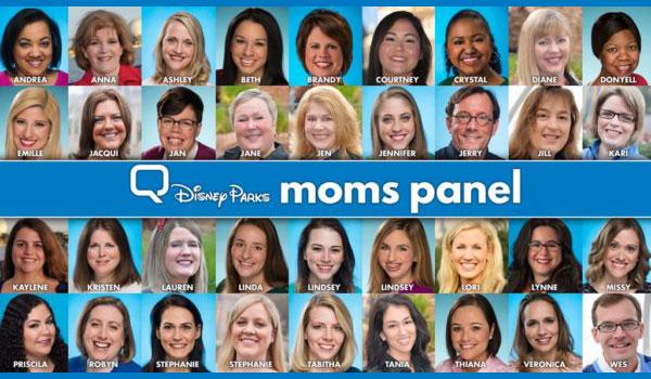 Disney Parks Moms Panel