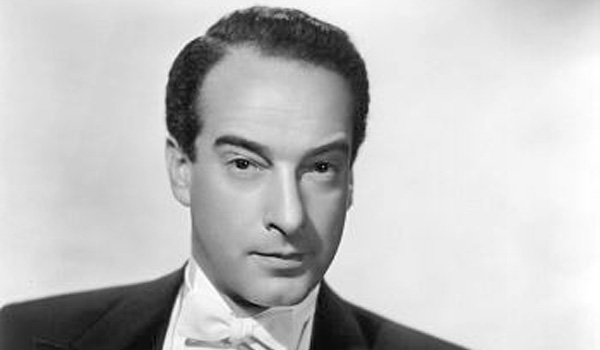 Victor Borge som ung