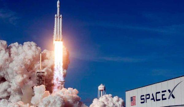 SpaceX opsendelse Florida