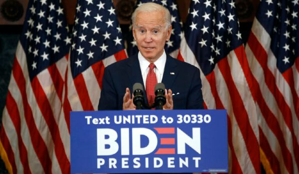 Hvem er Joe Biden?