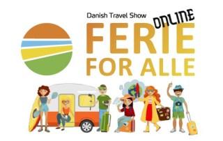 Ferie For Alle 2021 - rejsemesse online