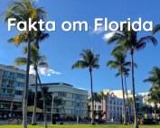 Fakta om Florida