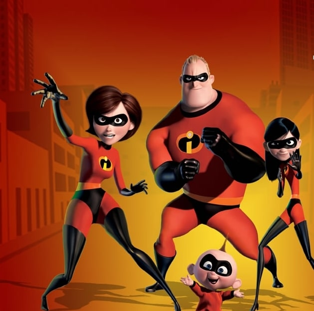 The Incredibles on Netflix