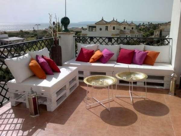 18 idees de mobilier de jardin diy qui