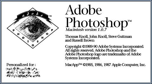MustSee: de geschiedenis van Photoshop