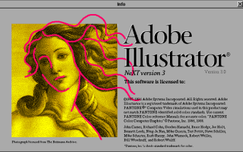 Splash in Adobe Illustrator 3