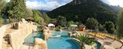 piscine les oliviers porto