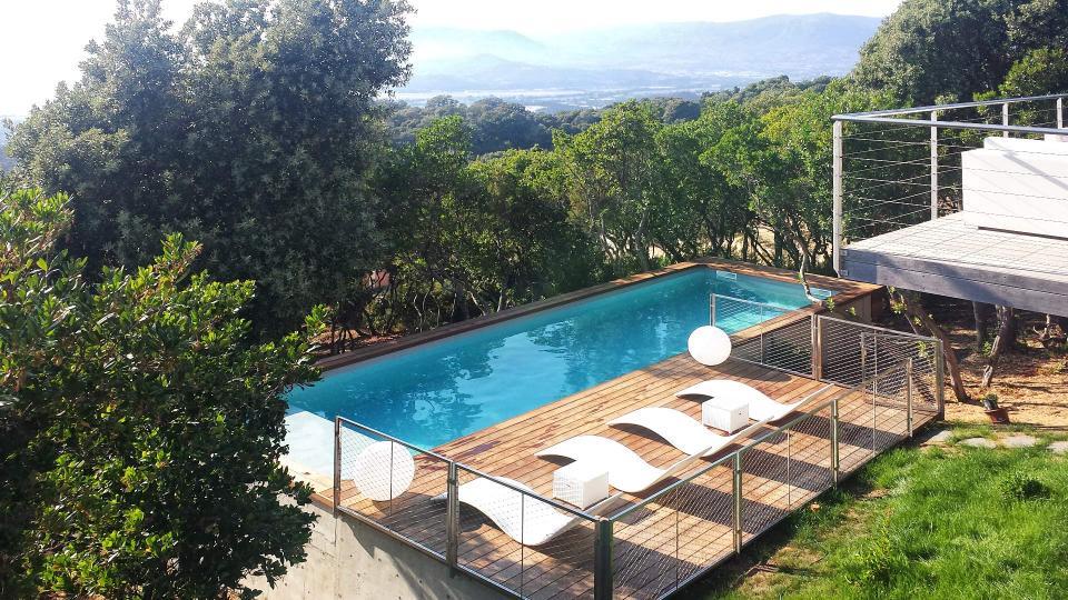 Louer une villa de luxe à Ajaccio