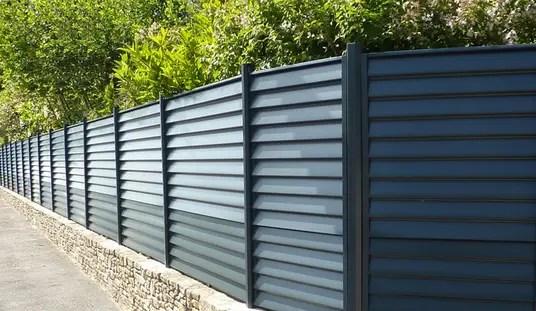 prix cloture en aluminium conseils