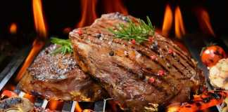 Preparing Meat Items With Smoking, Grilling And Barbecuing