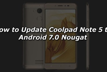 How to Update Coolpad Note 5 to Android 7.0 Nougat
