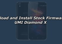 Download and Install Stock Firmware for UMI Diamond X
