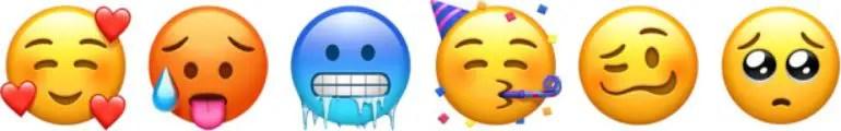 iOS Emojis