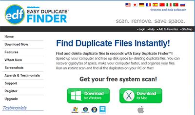 eliminare file duplicati 2