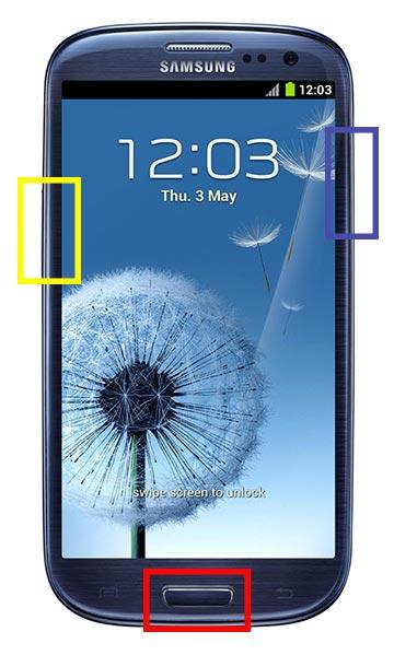 Hard Reset Galaxy S3 Neo