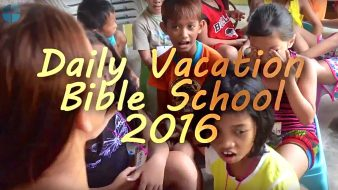 It's Vacation Bible School Time!