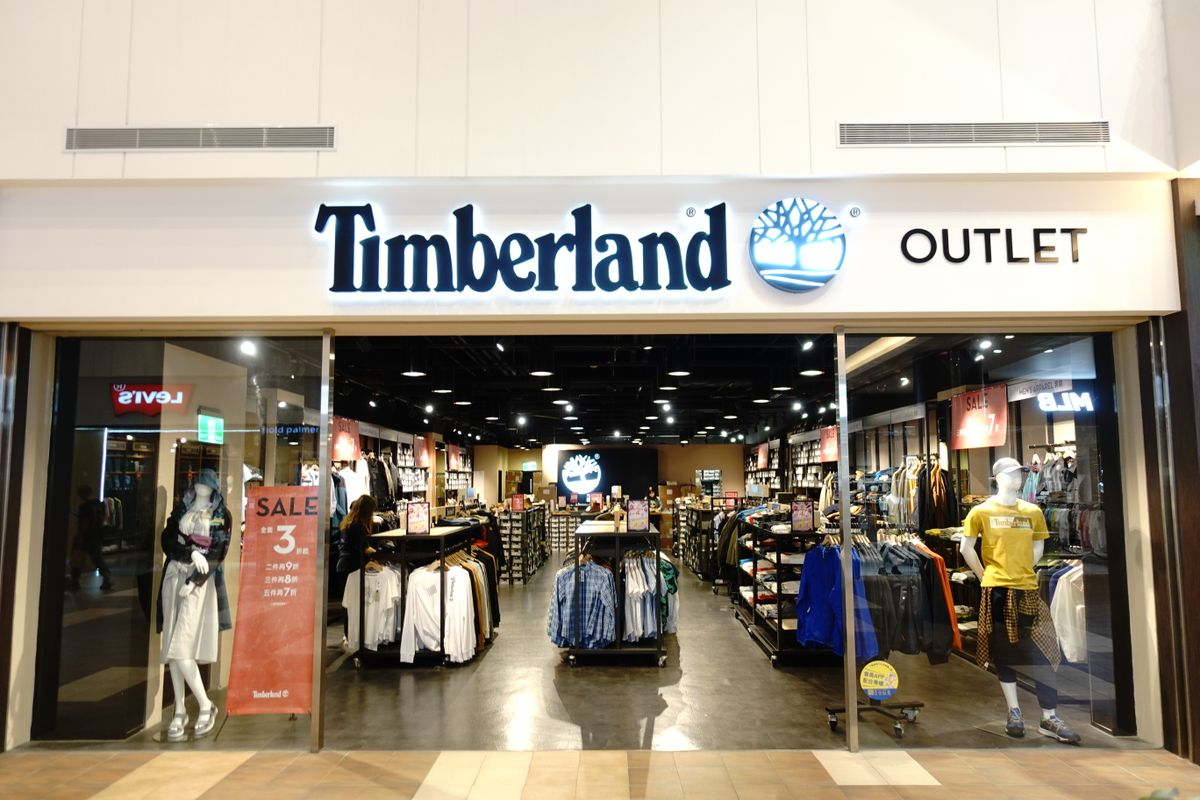 timberland store at linkou mitsui outlet