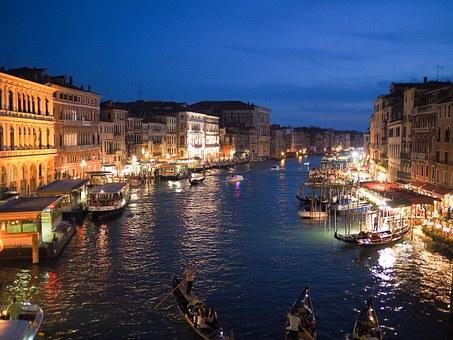 Venise : la destination des amoureux