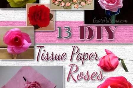 Best diy tissue paper flowers youtube image collection how to make paper flowers paper roses youtube tutorial how to make diy mightylinksfo