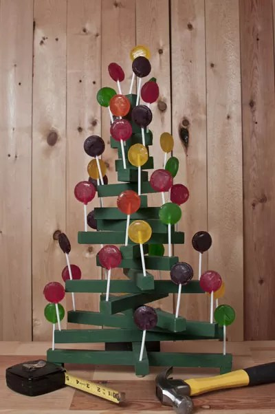 16 Enticing Ways To Make A Lollipop Tree Guide Patterns