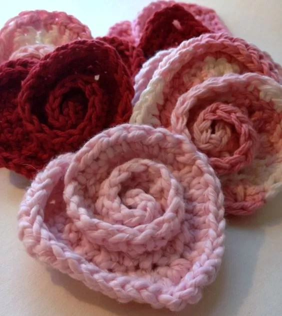 How To Crochet A Rose 32 Free Patterns Guide Patterns