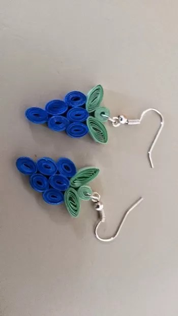 18 Paper Quilling Earrings Guide Patterns