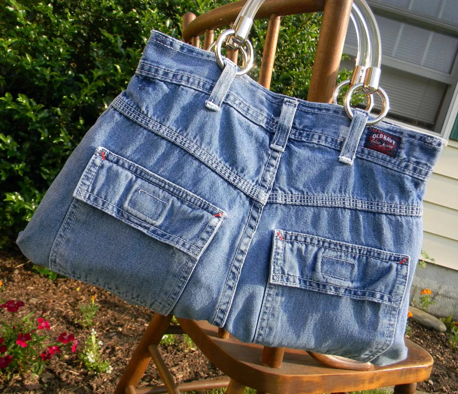 How To Make A Jean Purse 19 Diys Guide Patterns