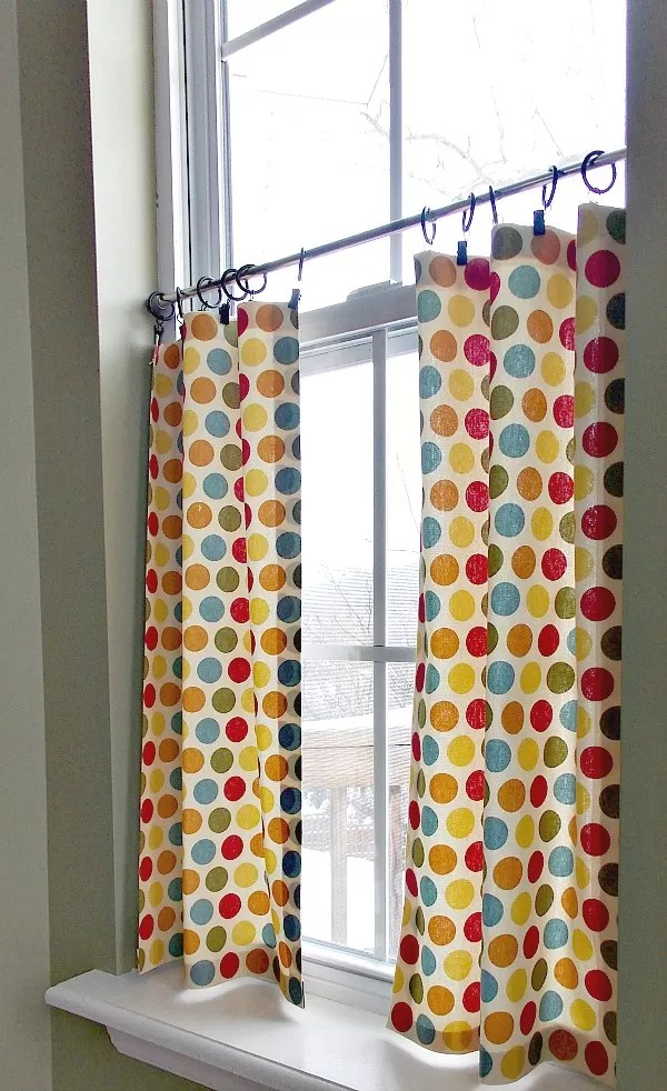 how to make no sew curtains 28 fun