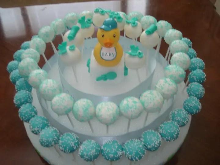 Baby Cakes Cake Pop