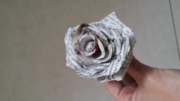 Make Origami Bouquet