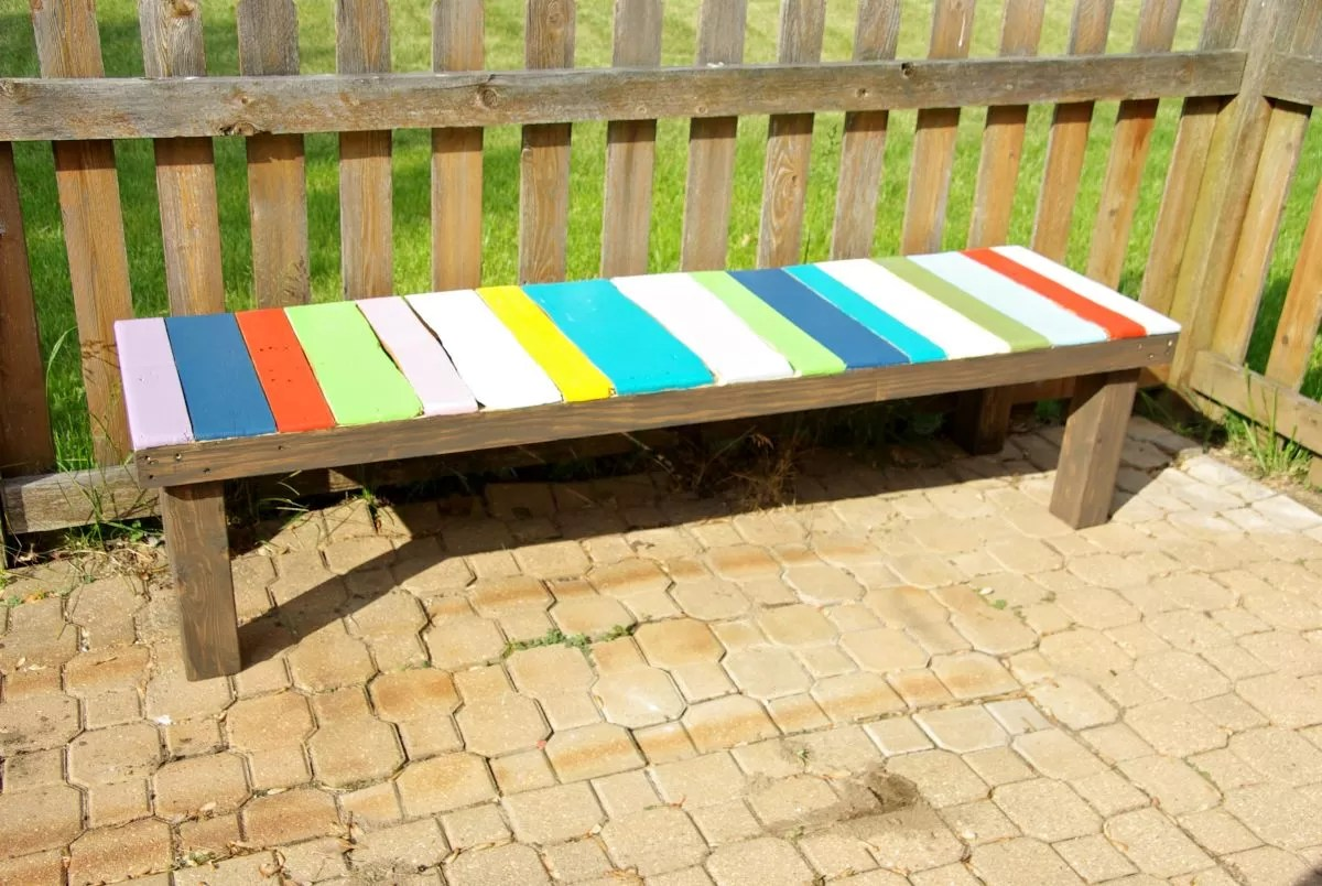 24 Diy Plans To Build A Bench From Pallets Guide Patterns