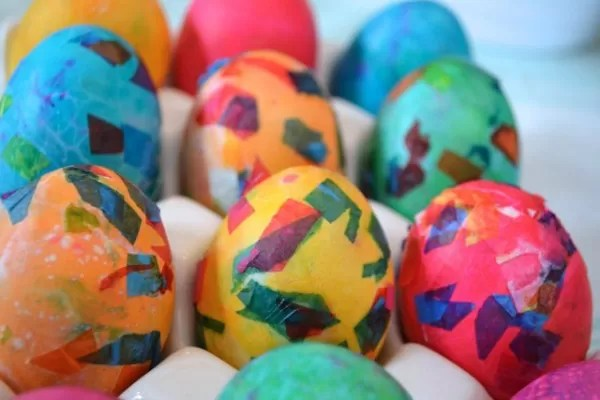 15 Fun Ways To Make Confetti Filled Eggs Guide Patterns