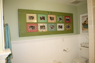 7 Unique Ways To Build A Picture Frame From Old Doors