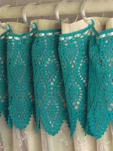 23 Free Crochet Valance Patterns Guide Patterns