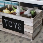 18 Ways To Build A Wood Toy Box Guide Patterns