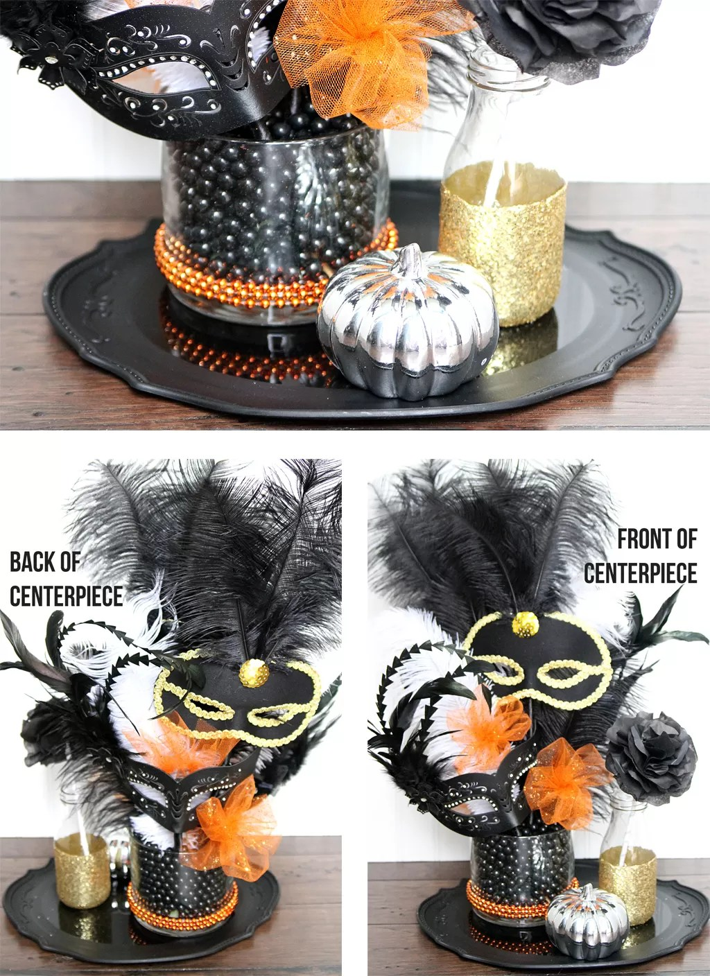 How To Make Feather Centerpieces 12 Diys And Ideas