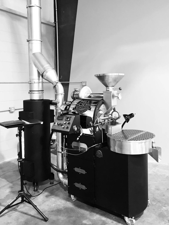 roaster new home