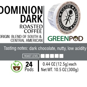 Dominion Dark GreenPods
